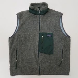 Patagonia Classic Retro-X Fleece Vest Jacket USA